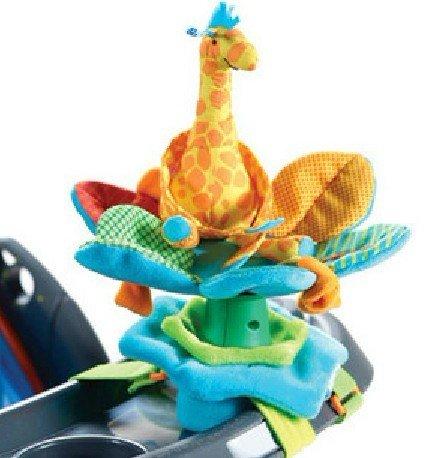 hot sale!free shipping TINY LOVE Baby toys flowers giraffe