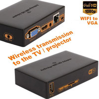 1pcs1080P Wifi To Hdmi VGA HD Media Adapter Wi Fi Wireless Transmission To The TV Projector