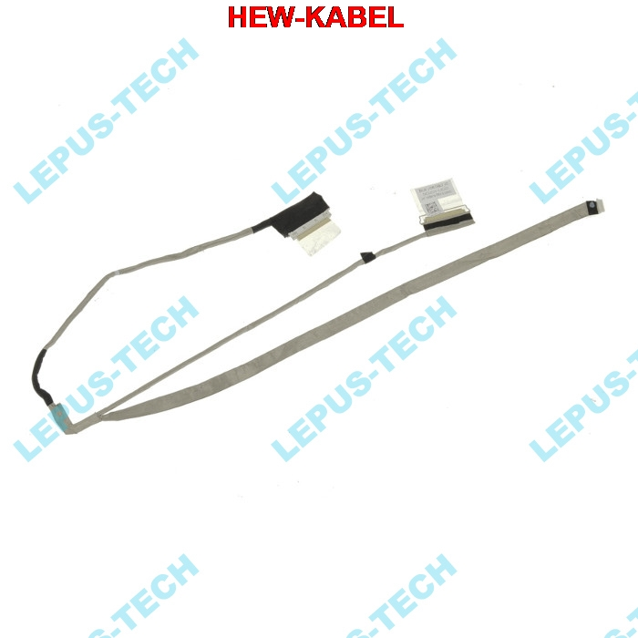 NEW 5 PCS LCD CABLE FOR <font><b>DELL</b></font> <font><b>3540</b></font> E3540 3000 LED DC02001UC00 LVDS FLEX VIDEO CABLE image