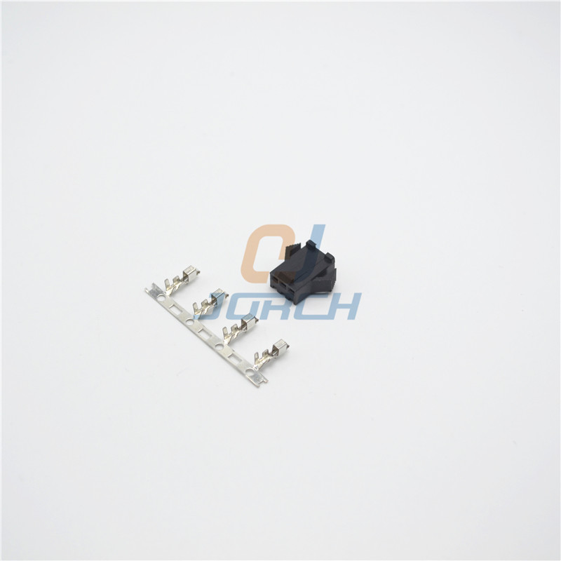30 kits SM 3 Pin Pitch 2.54MM Female wiht brass terminals 2.54MM SM2.54 connector