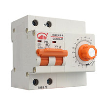 цена на Overload protection 63A/12000W  mechanical timer switch water pump