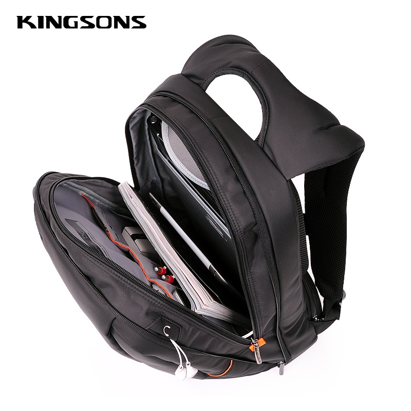 2019 New Kingsons merk tas, rugzak voor laptop 15
