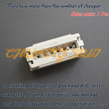 1210 Chip capacitors gall capacitance test socket SMT Capacitance