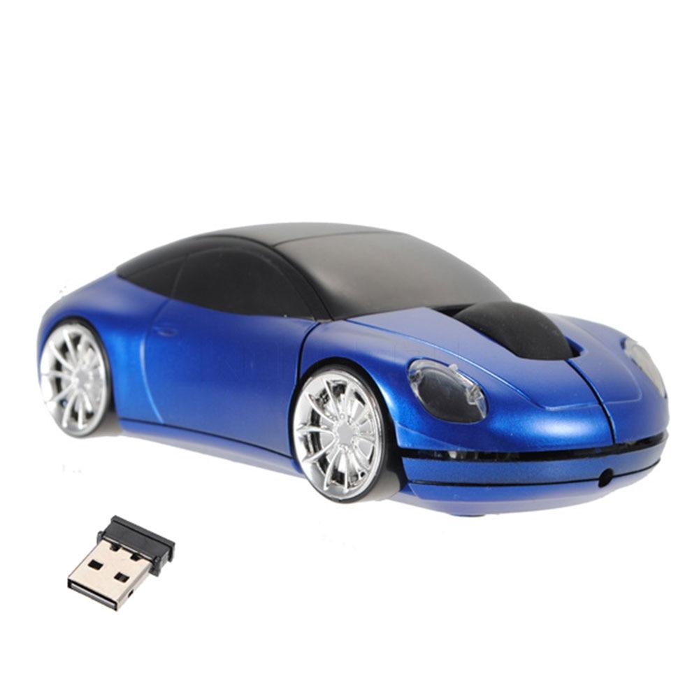 2017 new wireless car optical mouse mini car shape. Black Bedroom Furniture Sets. Home Design Ideas