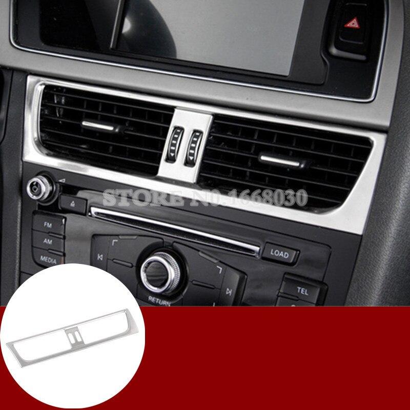Interior Centre Console Air Vent Outlet Trim Cover 1pcs