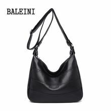 цена на Brand Designer Women Messenger Bags Crossbody Soft Genuine Leather Shoulder Bag High Quality Fashion Women Bags Handbags