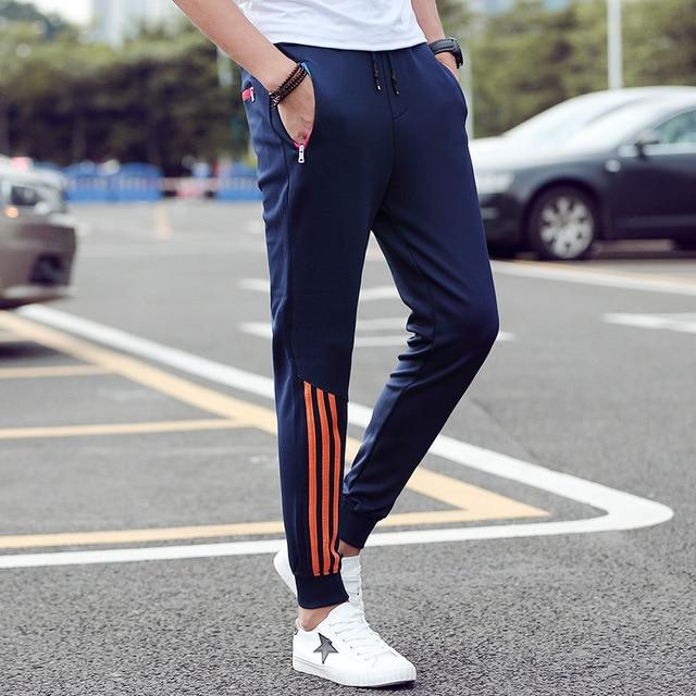 New Fashion Micro-elastic Men's Casual Pants 1