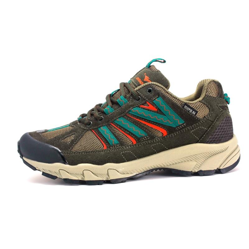 ФОТО 2016 New Cool Walking Shoes Mountain Men Big Size Outdoor Sneakers Man Trekking Sneakers Men Autumn/Winter Climbing Shoes Men