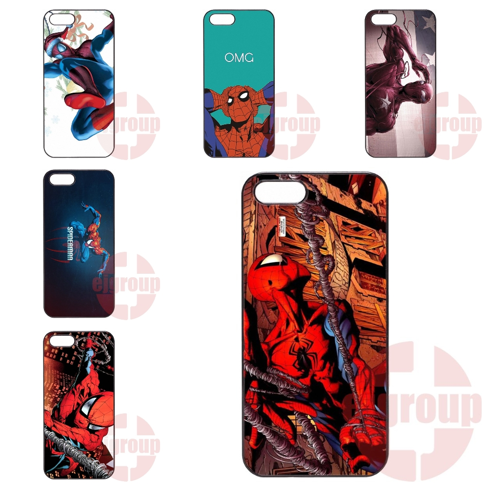 Phone Case Cover Marvel Comics Spiderman For Galaxy Y