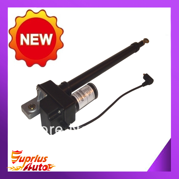 Free Shipping 12volt 8 (200mm) solar actuator 225lb force Adjustable Stroke actuator linear маяк findme f2 volt