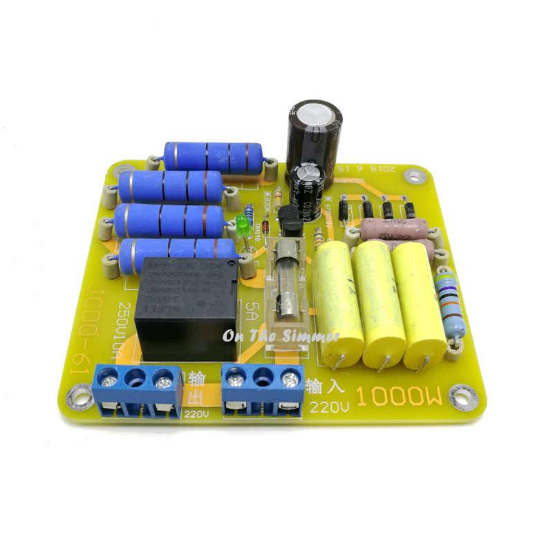Усилитель мощности и электрифицированная задержка плавного пуска монтажная плата 1000 Вт трансформатор с помощью JCDQ61