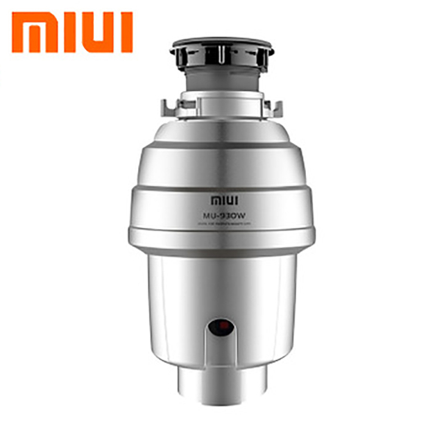 Xiaomi miui food garbage processor disposal crusher food waste disposer Stainless steel Grinder material kitchen sink appliance 1