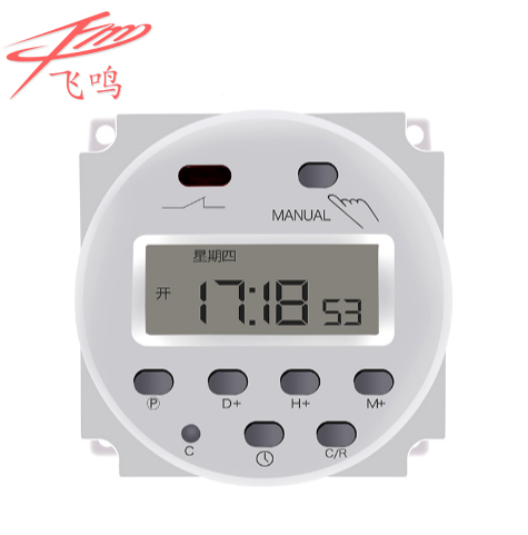 цена на CN101A AC 220V 230V 240V Digital LCD Power Timer Programmable Time Switch Relay 16A timers CN101 timer