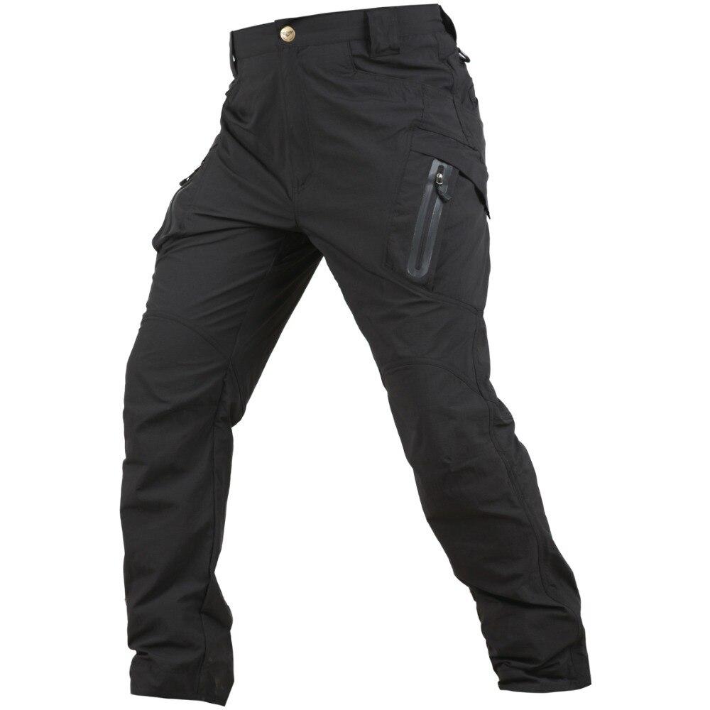 IX9 Quick Dry Waterproof Cargo Pants Men Military Trousers Pants Army Outdoor Sports Fishing Hiking Hunting Trekking Women Pants