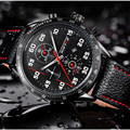 Mens Relógios De Luxo Militar Quartz G Choque Relógio Fashion Business Casual Relógio Masculino de Pulso de Quartzo-Relógio relogio masculino