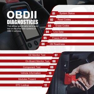 Image 4 - 新のautel maxidiag MD806 車診断ツール自動車スキャナOBD2 自動スキャンツールコードリーダーエンジンテスト診断のための車