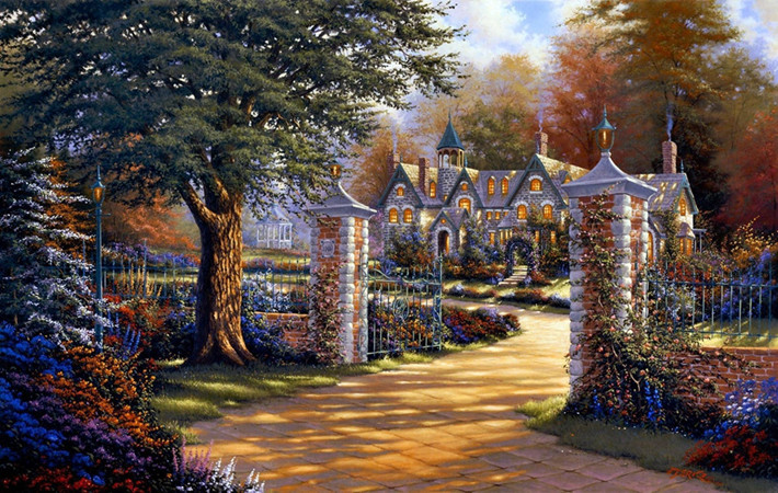 Pleasant Online Get Cheap Cottage Decor Pictures Aliexpress Com Alibaba Largest Home Design Picture Inspirations Pitcheantrous