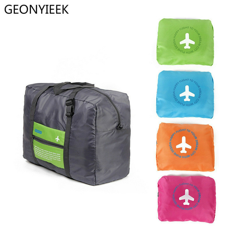 Men WaterProof Travel Bag For Suit Nylon Large Capacity Women Bag Foldable Travel Bags Hand Luggage Packing Cubes Organizer Set
