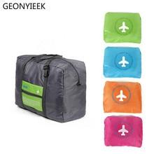 Men WaterProof Travel Bag For Suit Nylon Large Capacity Women Bag