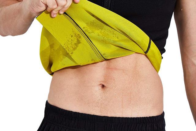 Sauna Sport Shapers Fit Sweat Gym Body Shaper Pants Slimming Suit for Women Waist Trainer Belt 4