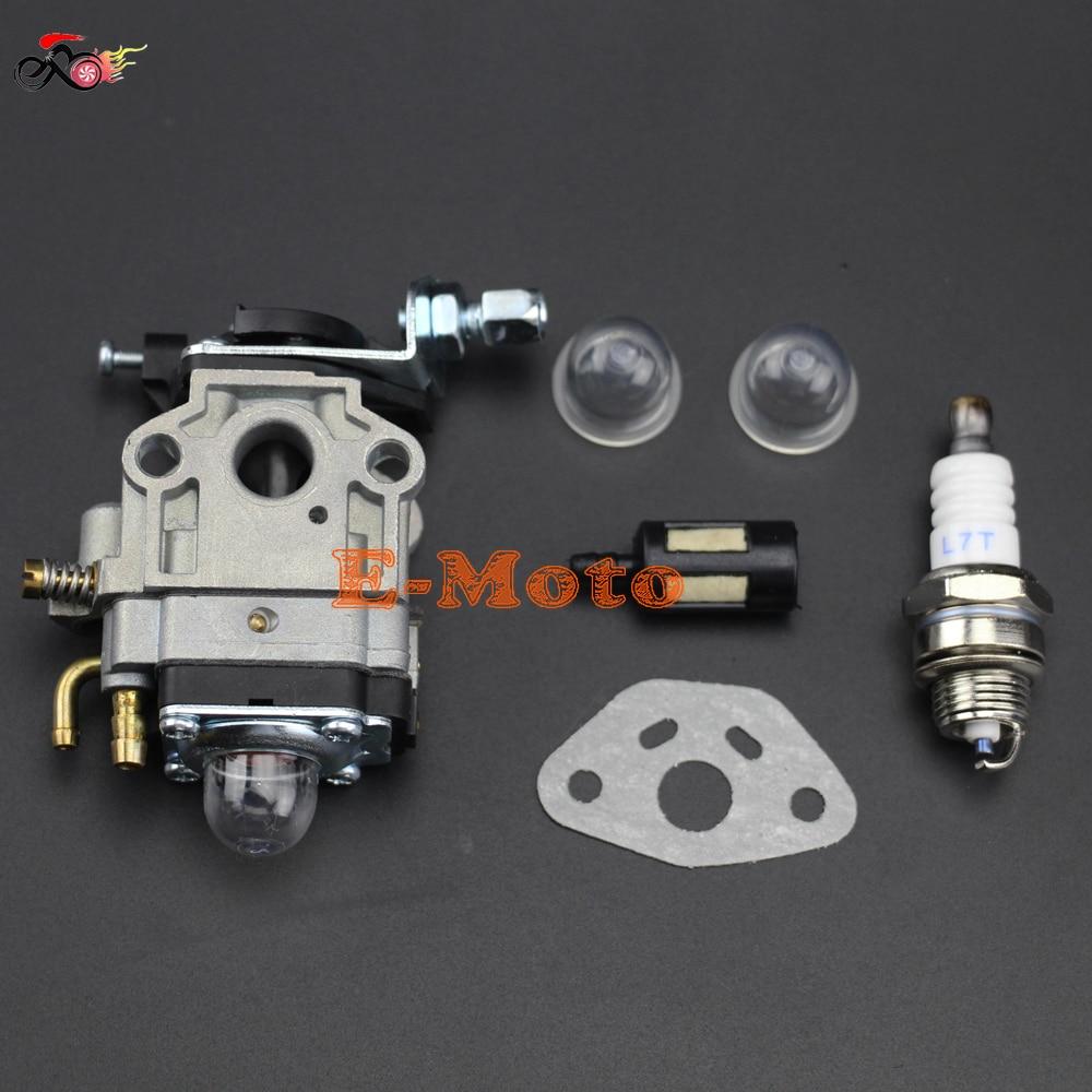 Carburetor For Echo SRM2601 SRM2610 PE2601 SRM2400 Trimmer Walbro WYJ-192 Carb