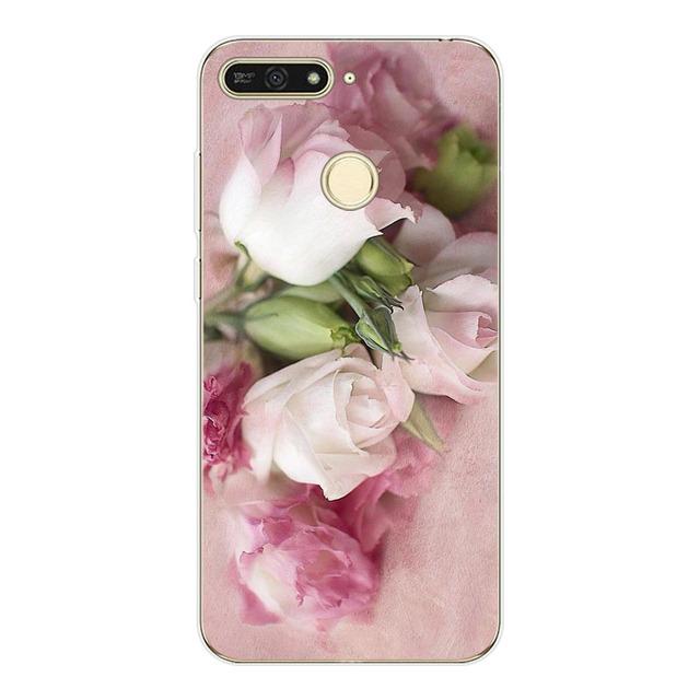 Huawei printed case