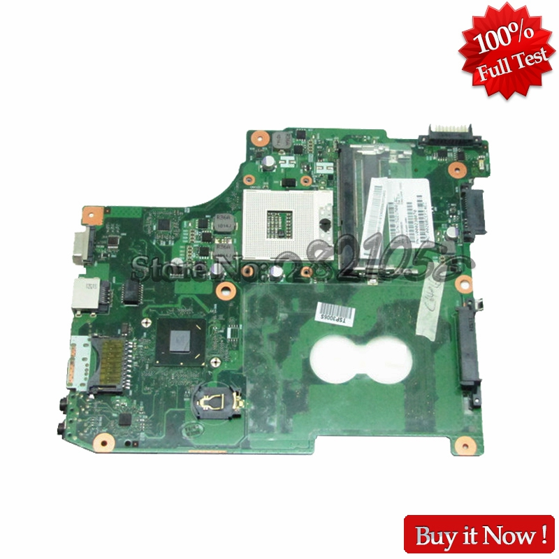 NOKOTION Laptop Motherboard For Toshiba Satellite C600 C640 V000238070 Mainboard / System board HM65 GMA HD3000 DDR3 for toshiba satellite l745 l740 intel laptop motherboard a000093450 date5mb16a0 hm65 tested