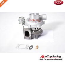 Турбокомпрессор MERTOP T25 GT25 GT28 GT2871 GTX2871R заготовка колеса двойной Керамический шарикоподшипник турбо
