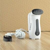 Smad 220V 110V Travel Mini Iron Steam Brush Portable Electric Ironing Handheld Garment Steamer Iron For