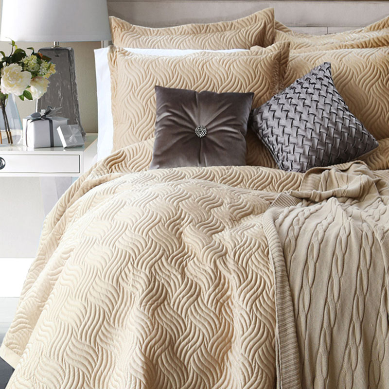 adream faux silk cotton bedspread comforter king queen twin full size comforter bedroom quilt