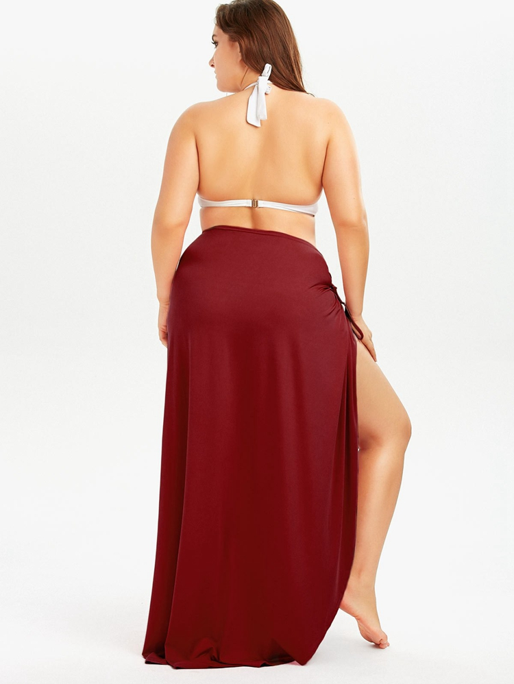 Plus Size Pareo Beach Cover Up Wrap Dress Bikini Swimsuit Bathing Suit Cover Ups Robe De Plage Beach Wear Tunic kaftan Swimwear 31