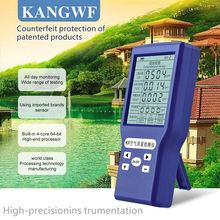 цена на Upgraded USB CO2 PPM Meters Portable Carbon Dioxide Detector CO2 TVOC HCHO AQI Monitor Multi Gas Analyzer From Manufacturer