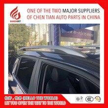 1 пара алюминиевый сплав винт установить боковой направляющей Бар Багажник На Крышу для IX35 2018 18
