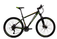 LAPLACE X5 27 5 Inch Mountain Bike M1 Aluminum Alloy MTB Bicycle Bicicleta SHlMANO Parts Double