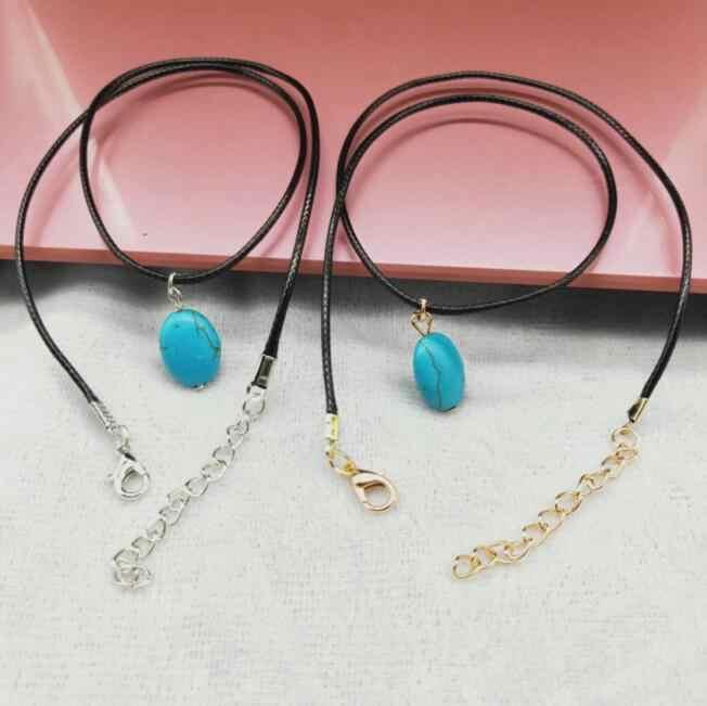 X 654 Bohemian Europa e os Estados Unidos verão casal hot gota colar curto jóias unisex jóias acessórios fábrica dir