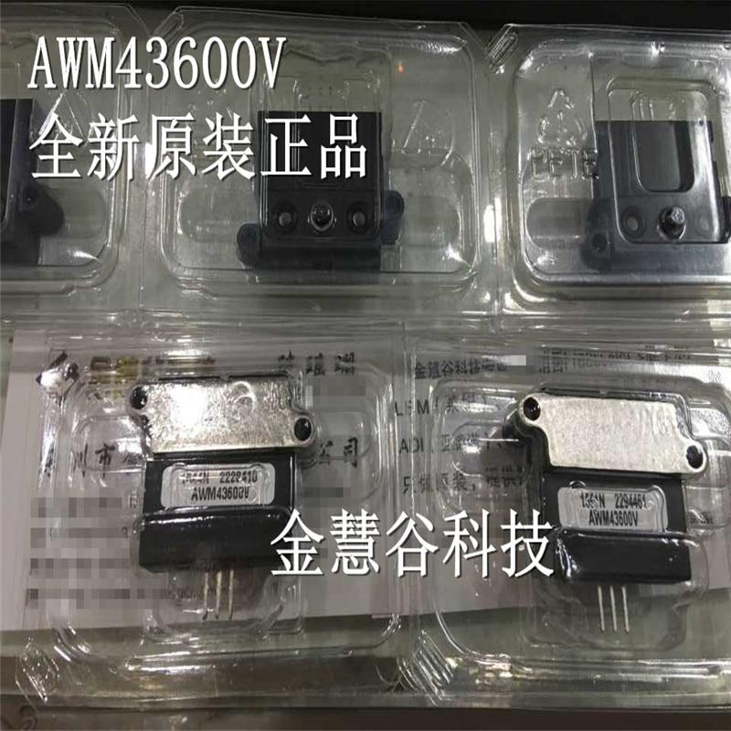 Capteur de débit de gaz AWM43600V capteur de débit d'air AMP 6 SLPM AWM43600