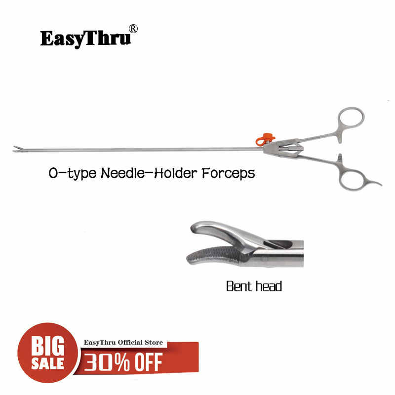 MTS Laparoscopic Surgical Instruments Stainless Steel Rat Toothed