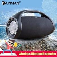 Best Wireless Bluetooth Speaker Waterproof Portable Outdoor Bicycle Speaker Column Box Loudspeaker HIFI Bass FM Radio