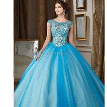 98bead394 Vestidos de 15 anos del grano de tulle puffy sweet 16 vestidos de quinceañera  vestidos 2016 barato vestidos de quinceañera debut.