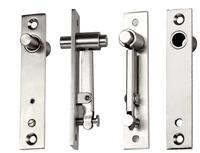 Hot Sell Up And Down The Shaft Stainless Steel Door Hinge Pivot Hinge 130mmx25mm 360 Degree