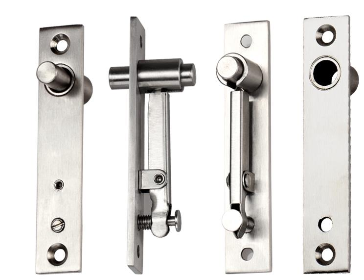 hot sell up and down the shaft stainless steel door hinge pivot hinge 130mmx25mm 360 degree pivot ring cervical tractor pull up seven generations adopts stainless stainless steel drawing rack