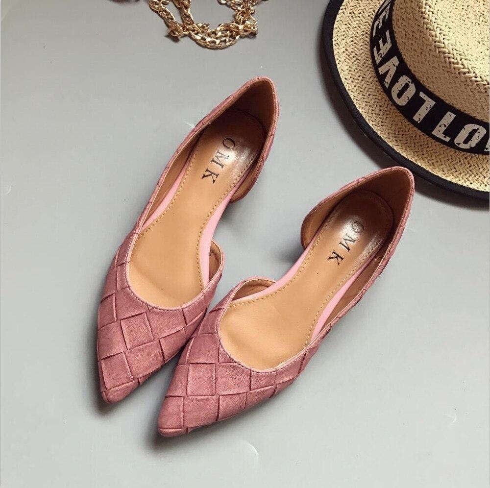 fashion font b Women s b font shoes comfortable flat shoes New arrival flats 2017 2