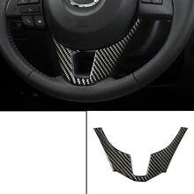 Lsrtw2017 углеродное волокно Автомобильное рулевое колесо для