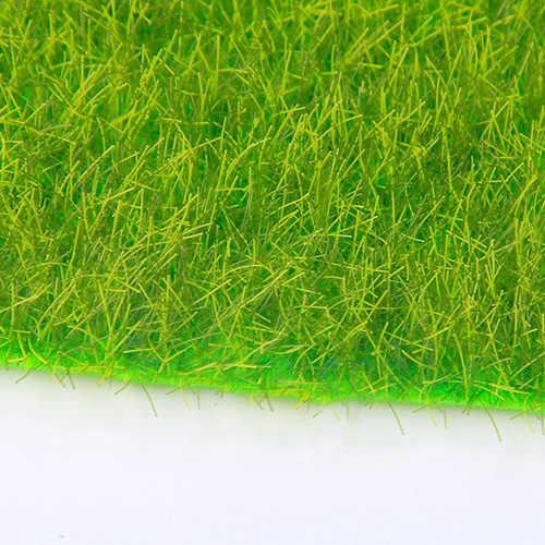 1 шт. искусственная трава поддельные газон трава миниатюрный набор кукольный домик декор украшения для домашнего сада искусственный газон