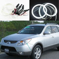 For Hyundai veracruz ix55 2007-2012 Excellent Ultrabright illumination CCFL Angel Eyes kit Halo Ring angel eyes kit
