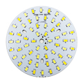 10pcs Warm/Cold White two color led in one PCB 3W 5W 7W 9W 12W 15W 18W 5630/ 5730 SMD Light Board Led Lamp Panel For Ceiling