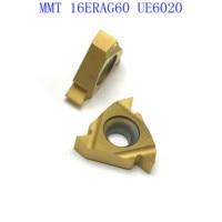 vp15tf ue6020 20PCS MMT 16ER AG60 VP15TF / UE6020 / אשכול US735 קרביד הכנס הפיכת כלי חיתוך כלי מחרטה כלי כרסום CNC קאטר כלי (2)