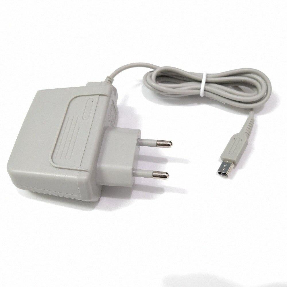 FZQWEG EU домашний адаптер питания переменного тока маленькое настенное зарядное устройство для Nintendo LL XL 3DS домашний адаптер питания переменно...