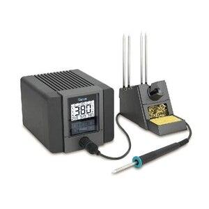 Image 2 - الأصلي سريعة TS1200A خالية من الرصاص لحام محطة اتصال ذكي 120 W 110 V 220 V SMD آلة لحام
