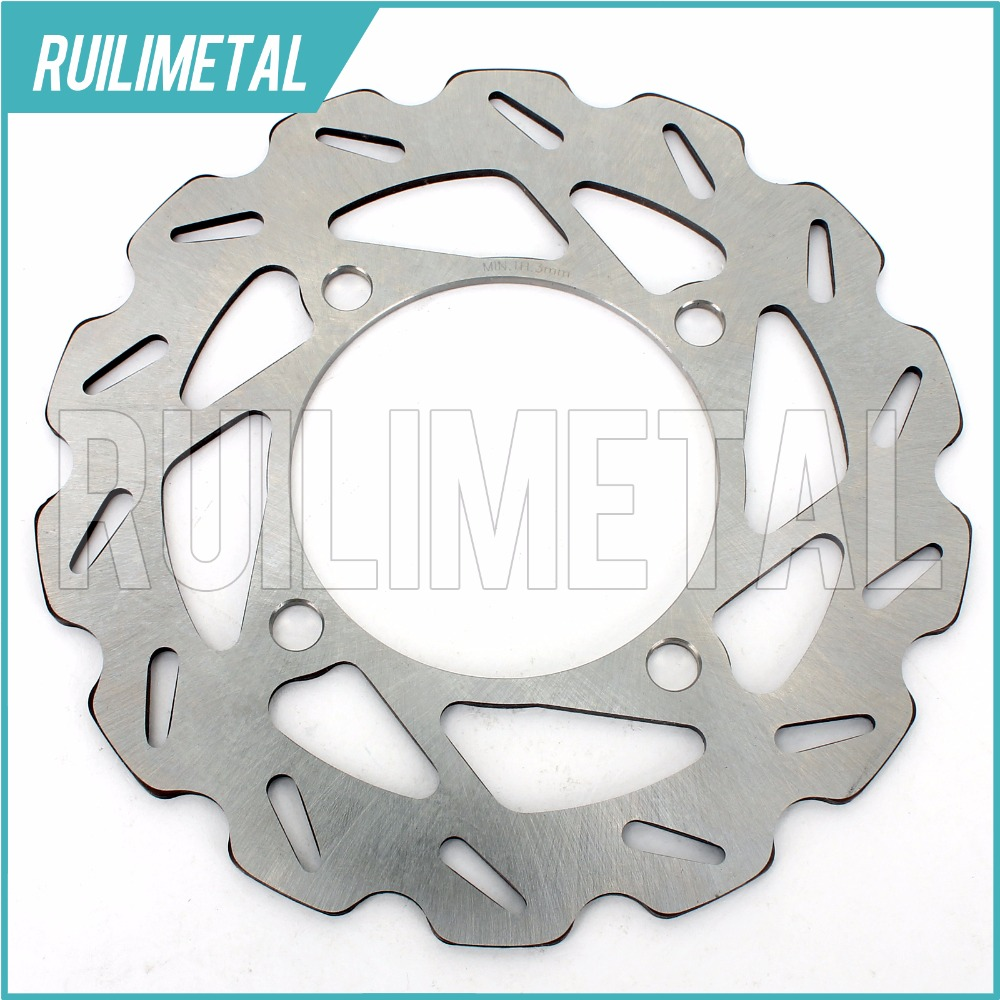 цены Front Brake Disc Rotor for SUZUKI LT-A 700 Kingquad King Quad  LT-A 750 Axi Camo  Limited 2008 209 2014 08 09 14 ATV QUAD
